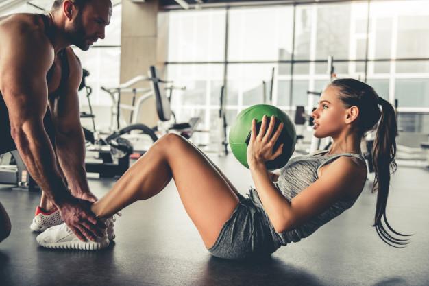 ข้อดีของการออกกำลังกายในฟิตเนส