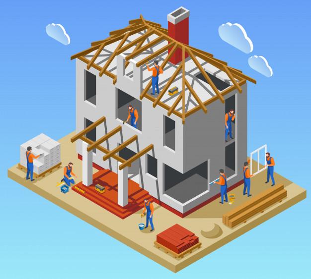 ศูนย์รับสร้างบ้าน